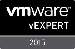 vExpert Award Triple! …vExpert 2013, 2014…2015. Das gesamte SC-Team gratuliert Jens Söldner!