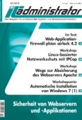 Web-Applikationen absichern. Trutzburg PHP