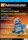 Cloud-Administration mit vRealize Automation und vRealize Orchestrator. Gekonnt dirigieren