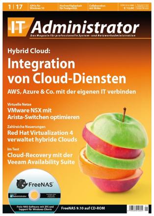 Integration von Arista-Switchen in VMware-Infrastrukturen