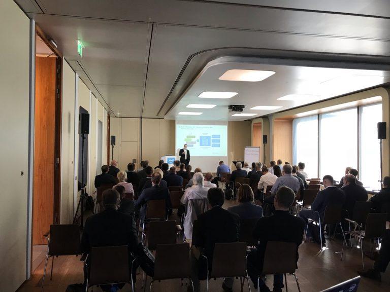 Vortrag von Prof. Dr. Jens Söldner bei Intel-Technologie-Tagen