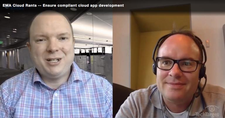 10 tips for a compliant cloud app development practice