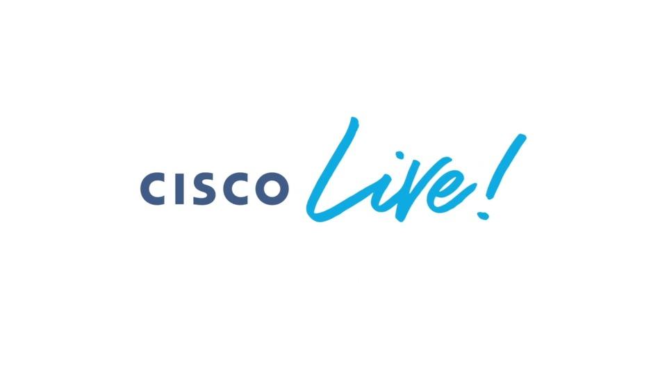 Cisco Live Berichterstattung für Heise