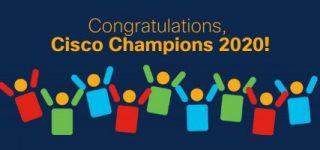 Jens Söldner zum Cisco Champion ernannt